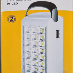 תאורה ניידת נטענת LED21